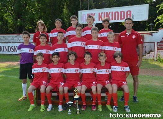 ulaganje u mlade fudbal